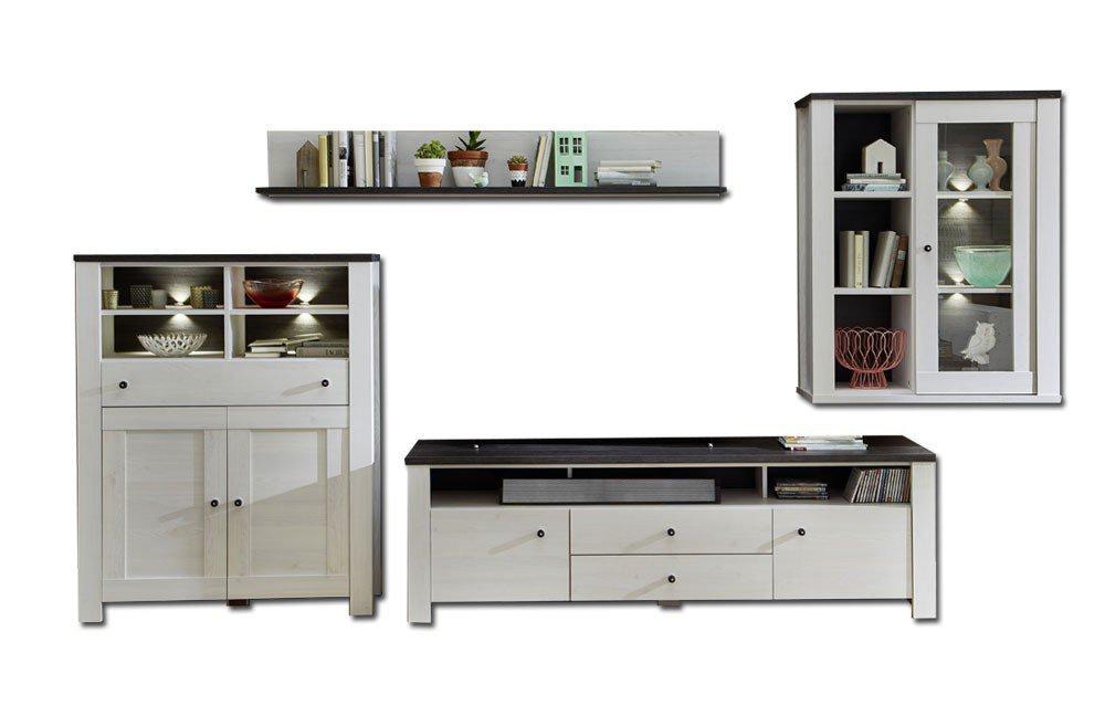 wohnwand antwerpen bram 10 71 ll 81 von innostyle m bel letz ihr online shop. Black Bedroom Furniture Sets. Home Design Ideas