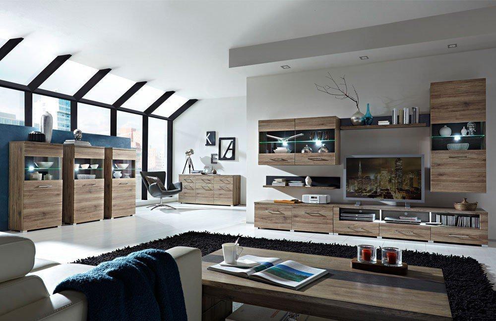wohnwand deal minna 10 63 zz 80 von innostyle m bel. Black Bedroom Furniture Sets. Home Design Ideas