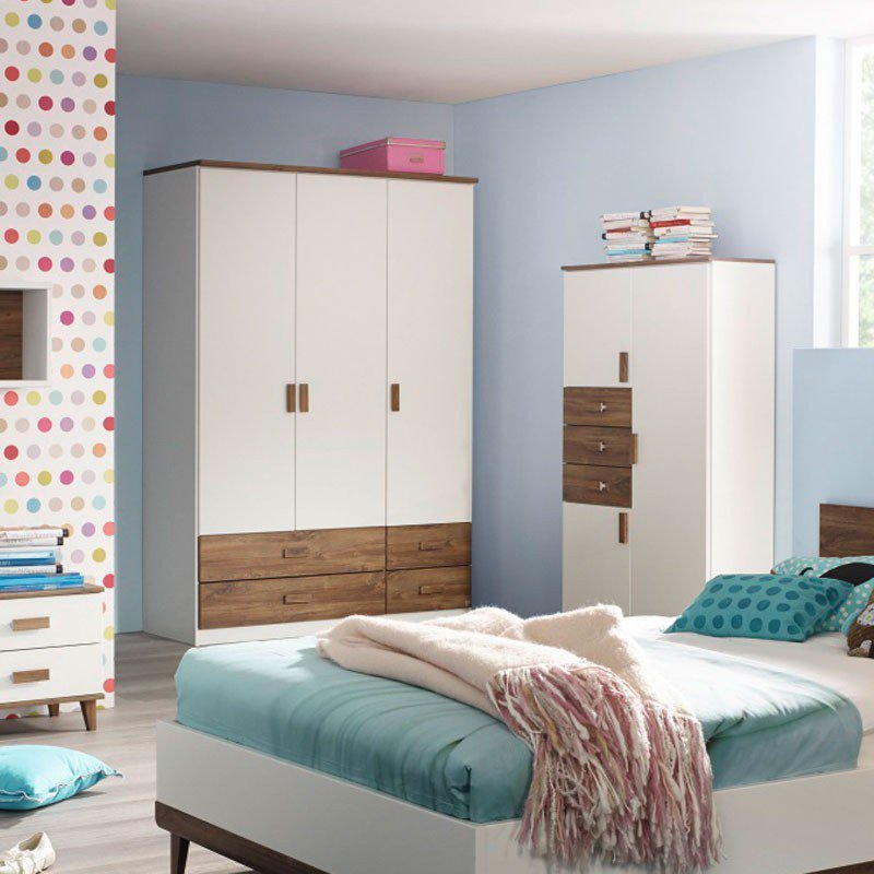rauch susann jugendzimmer wei eiche m bel letz ihr online shop. Black Bedroom Furniture Sets. Home Design Ideas