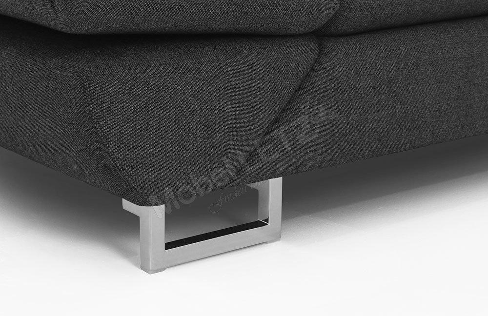 w schillig 15278 taoo eckgarnitur anthrazit m bel letz. Black Bedroom Furniture Sets. Home Design Ideas
