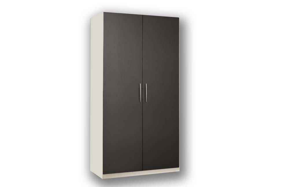 schrank mit vielen einlegebden good dieser besonders hohe schrank mit drehtren und einlegebden. Black Bedroom Furniture Sets. Home Design Ideas