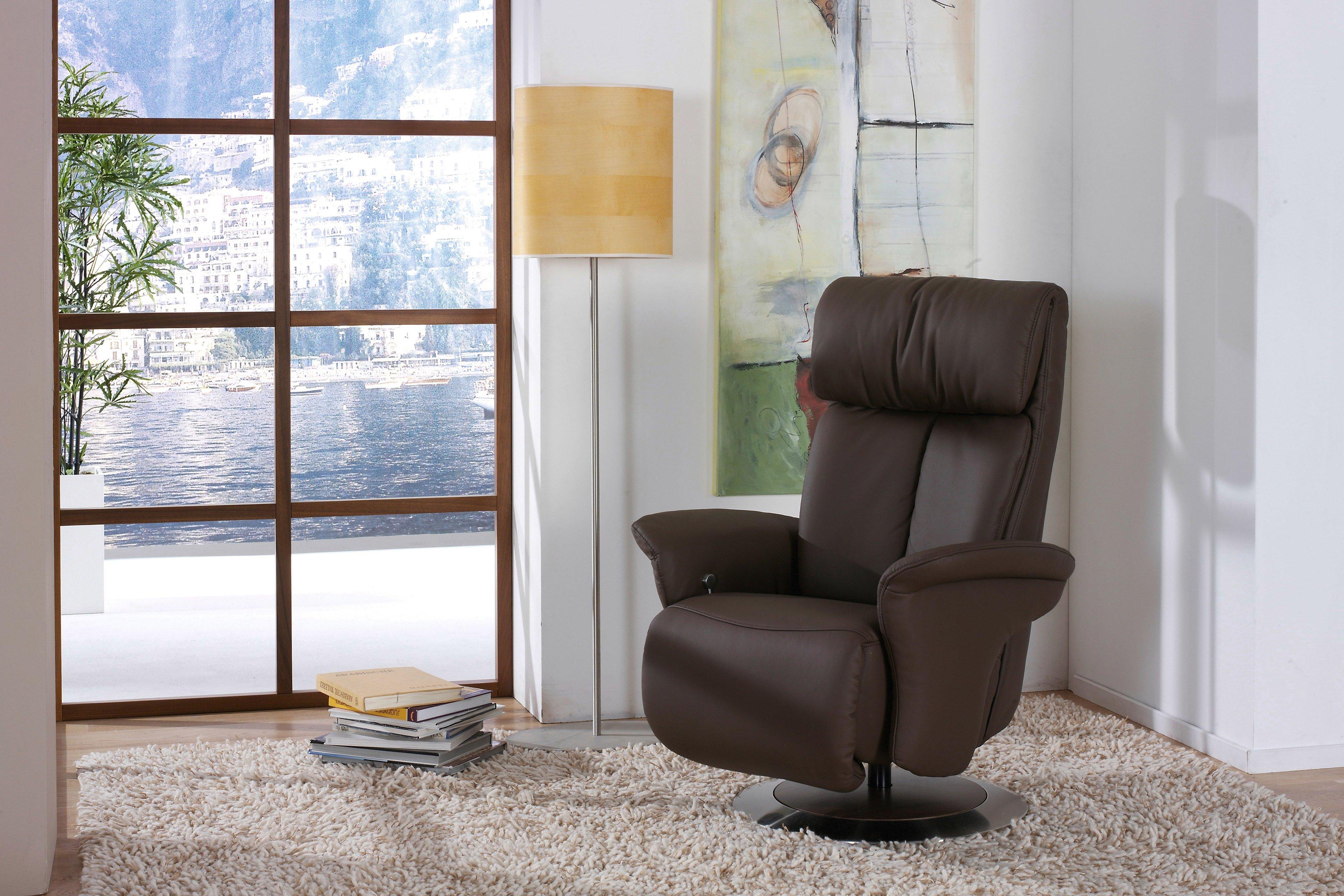 himolla 7227 tv sessel braun m bel letz ihr online shop. Black Bedroom Furniture Sets. Home Design Ideas