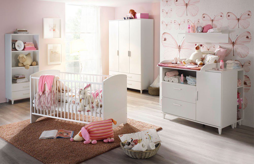 rauch aik babyzimmer set wei m bel letz ihr online shop. Black Bedroom Furniture Sets. Home Design Ideas