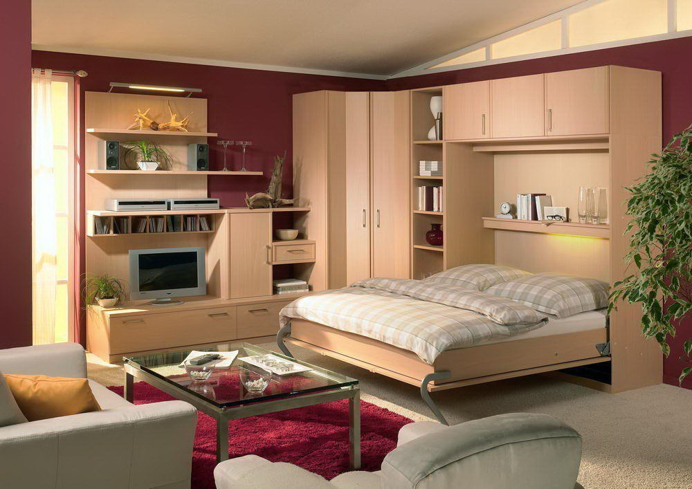 nehl florenz schrankbett ahorn nachbildung m bel letz ihr online shop. Black Bedroom Furniture Sets. Home Design Ideas