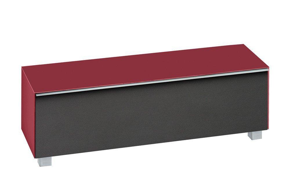 maja m bel lowboard soundconcept glass glas akustikstoff. Black Bedroom Furniture Sets. Home Design Ideas