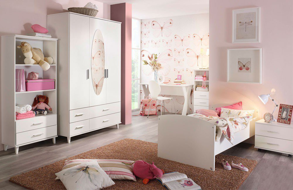 rauch aik kinderzimmer set wei m bel letz ihr online shop. Black Bedroom Furniture Sets. Home Design Ideas