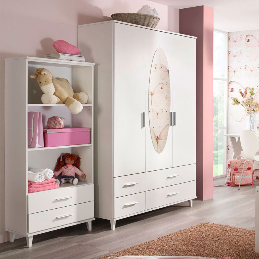 rauch aik kinderzimmer set wei m bel letz ihr online shop. Black Bedroom Furniture Sets. Home Design Ideas