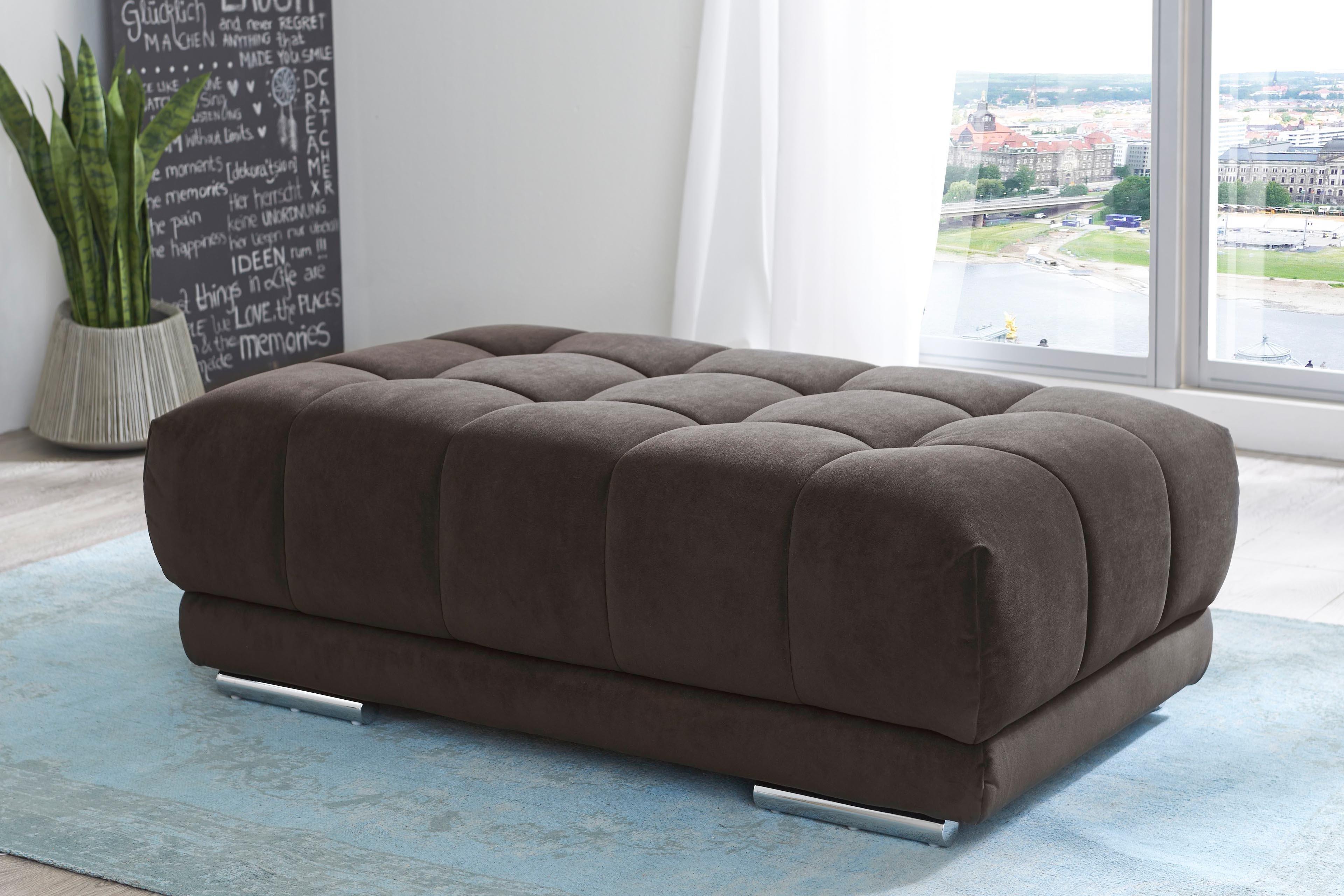 megapol satellite sarita sammy eckgarnitur braun m bel letz ihr online shop. Black Bedroom Furniture Sets. Home Design Ideas