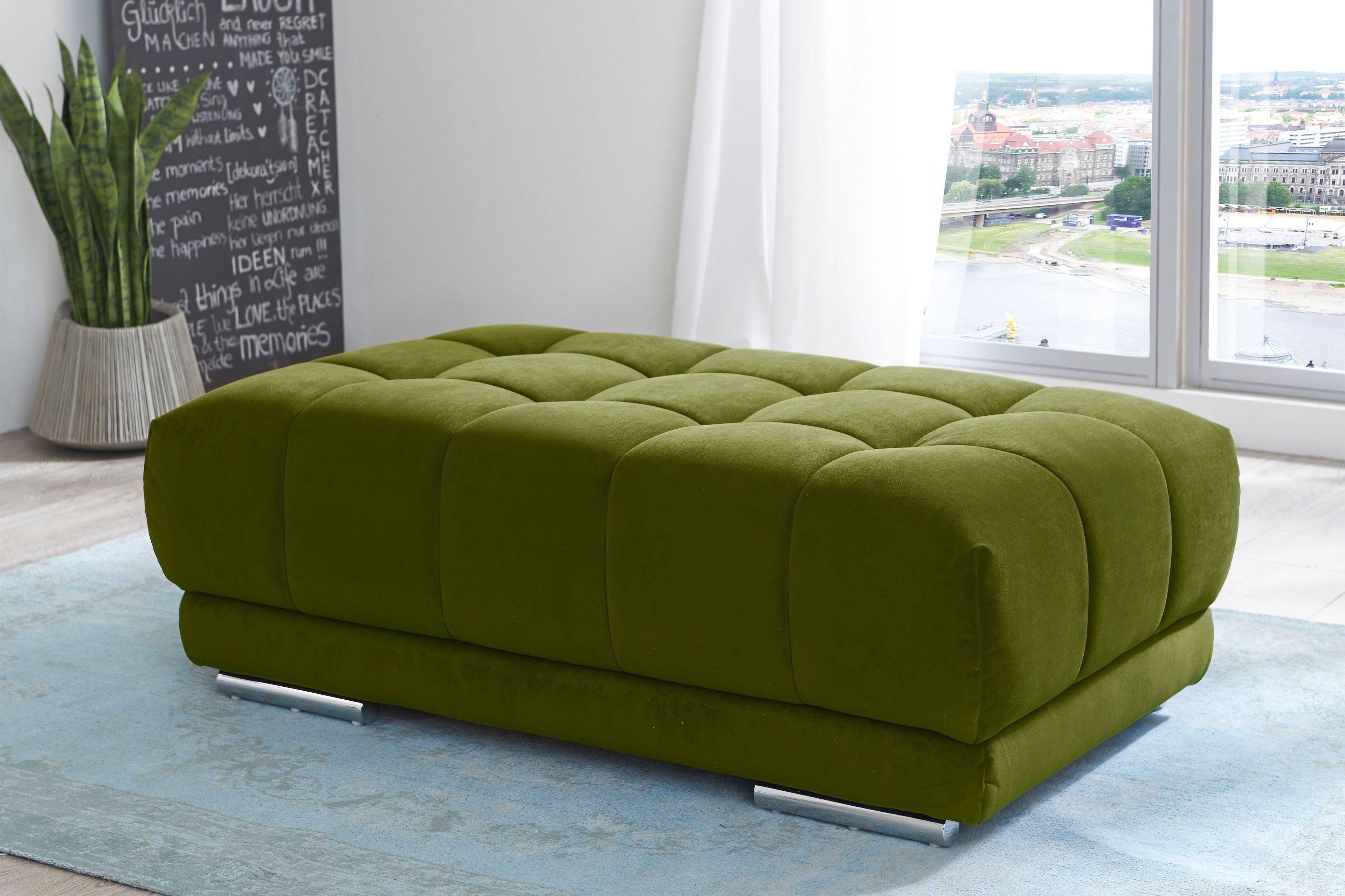 megapol hocker satellite sarita sammy gr n m bel letz ihr online shop. Black Bedroom Furniture Sets. Home Design Ideas