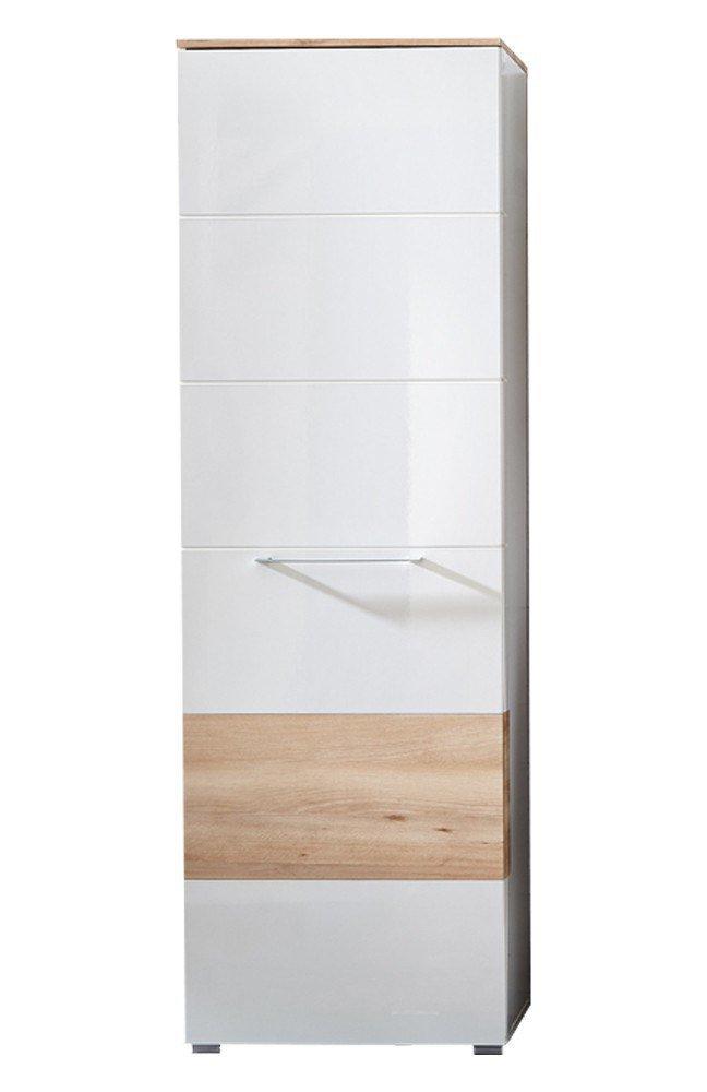 Garderobe/ Schrank Reno Weiß/ Buche von Innostyle | Möbel Letz - Ihr ...