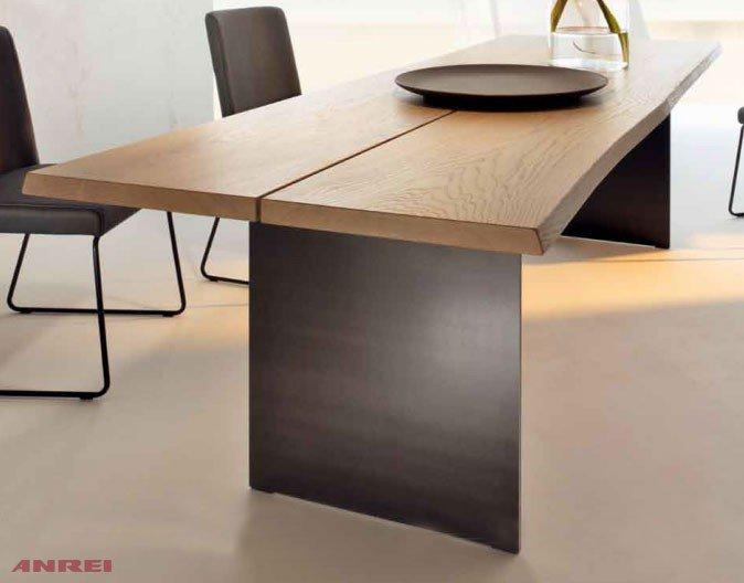 tisch aus stamm best fabulous rivertable esstisch tables von esstisch baumstamm with tisch rund. Black Bedroom Furniture Sets. Home Design Ideas