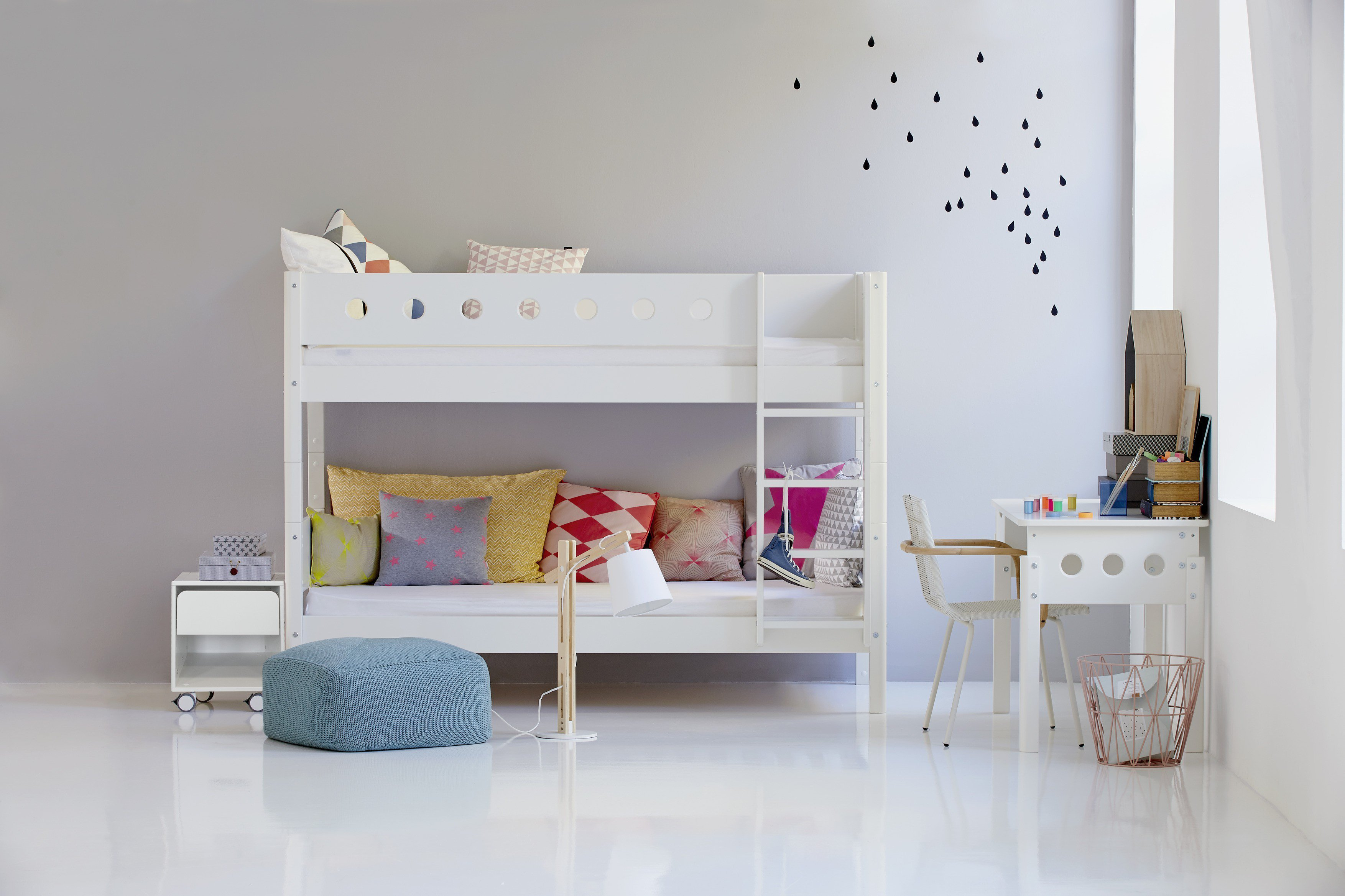 flexa white etagenbett wei m bel letz ihr online shop. Black Bedroom Furniture Sets. Home Design Ideas