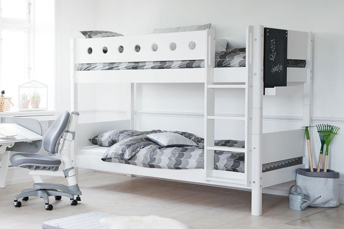 FLEXA White Etagenbett weiß | Möbel Letz - Ihr Online-Shop | {Etagenbett weiss 31}