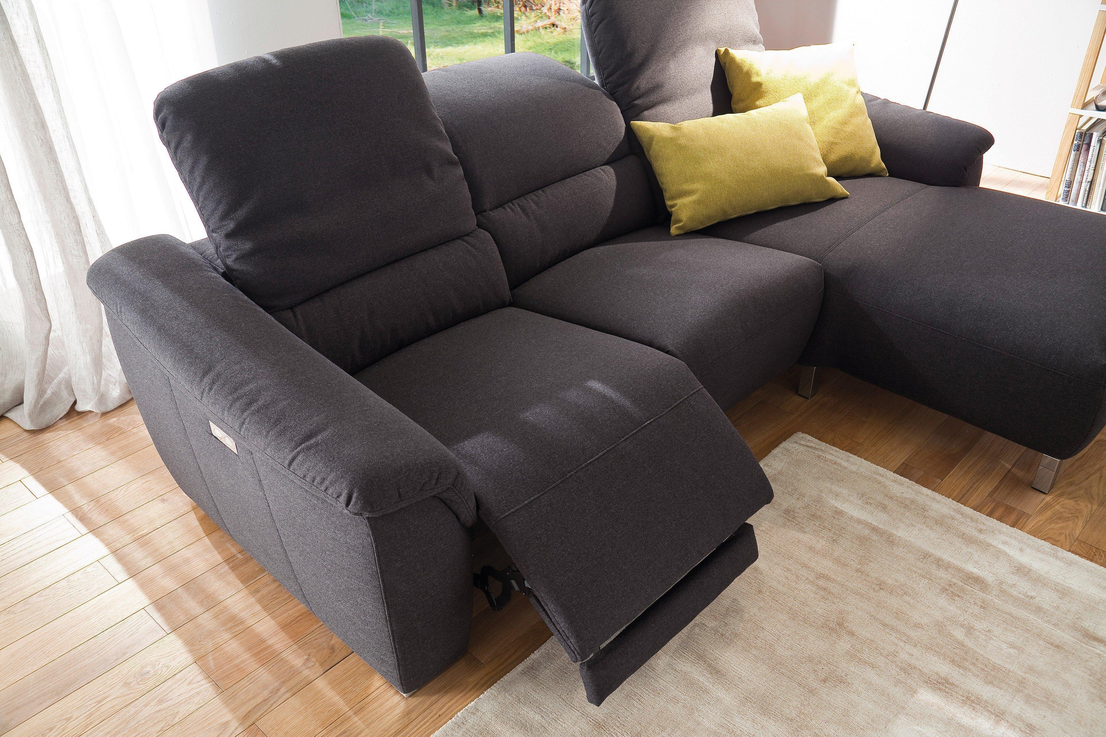 carina polsterm bel java ecksofa in dunkelgrau m bel letz ihr online shop. Black Bedroom Furniture Sets. Home Design Ideas