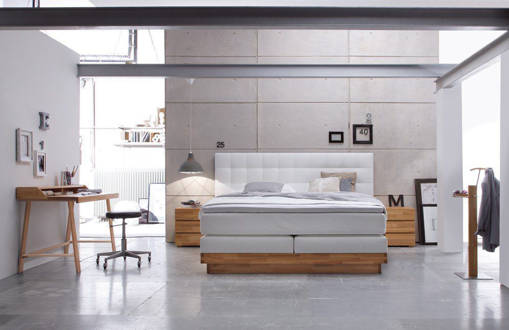 hasena massiva boxspringbett in campos blanc m bel letz ihr online shop. Black Bedroom Furniture Sets. Home Design Ideas