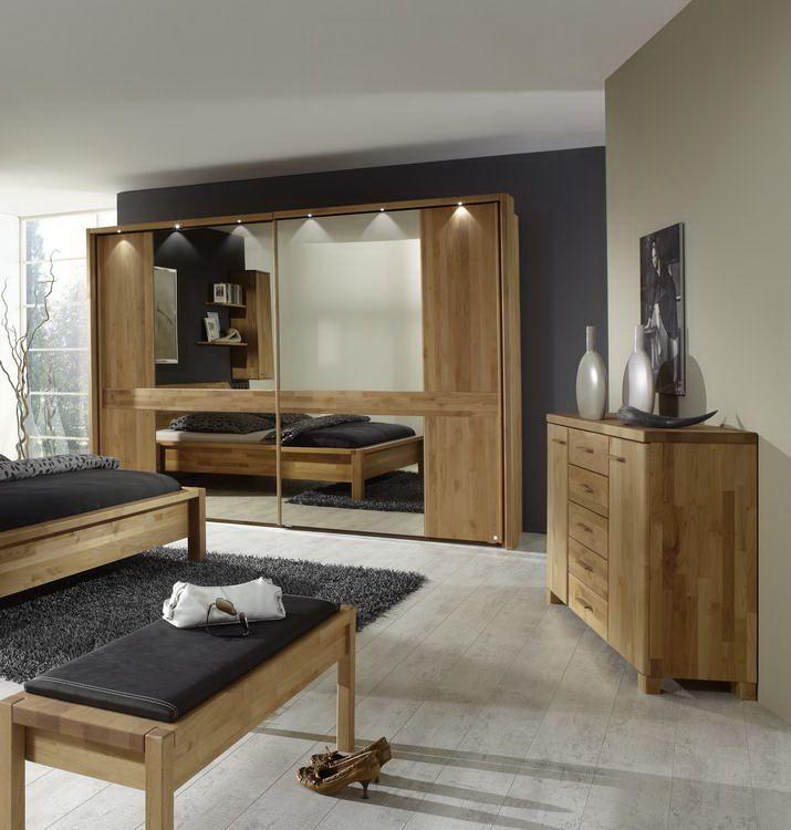 wiemann gent komplett set m bel letz ihr online shop. Black Bedroom Furniture Sets. Home Design Ideas