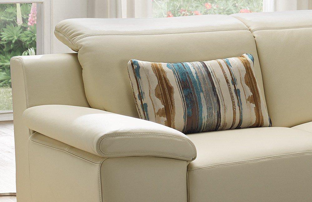 f s polsterm bel 265 durban eckgarnitur creme m bel letz ihr online shop. Black Bedroom Furniture Sets. Home Design Ideas