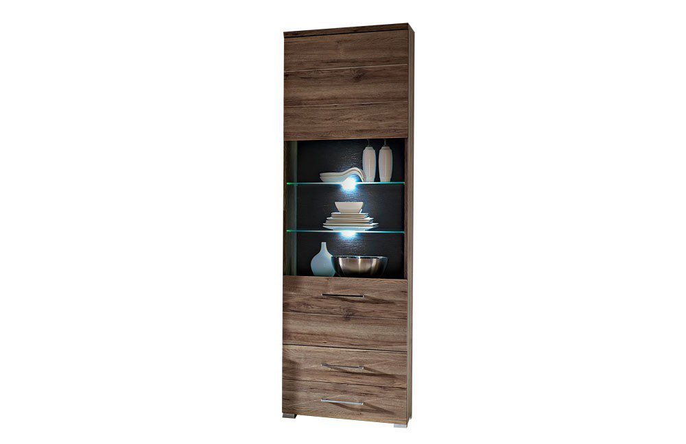 vitrine deal minna 10 63 zz 01 von innostyle m bel letz. Black Bedroom Furniture Sets. Home Design Ideas