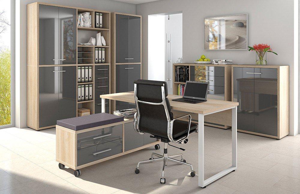 Maja Möbel Set+ Schreibtisch 160 cm | Möbel Letz - Ihr Online-Shop