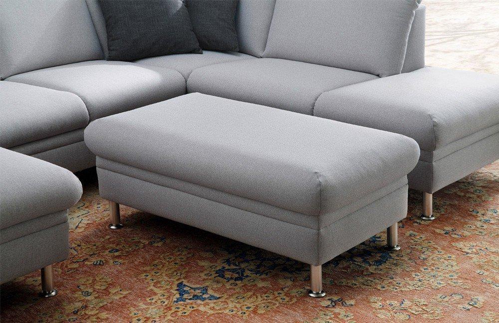 carina polsterm bel mara sofalandschaft in grau m bel letz ihr online shop. Black Bedroom Furniture Sets. Home Design Ideas