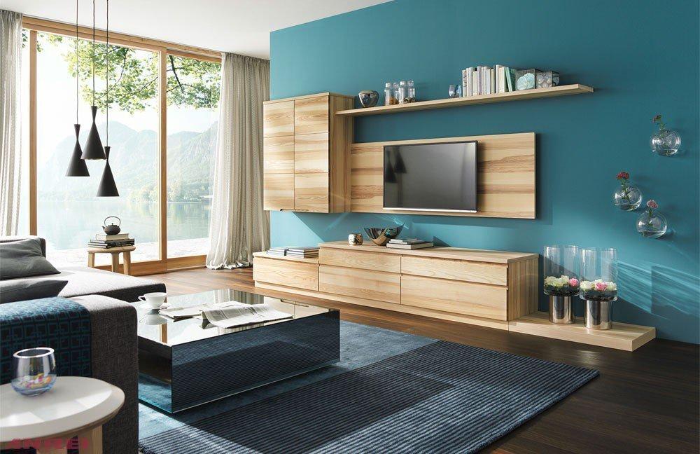 ANREI Wohnwände Möbel Letz Ihr OnlineShop - Vollholzmobel wohnzimmer
