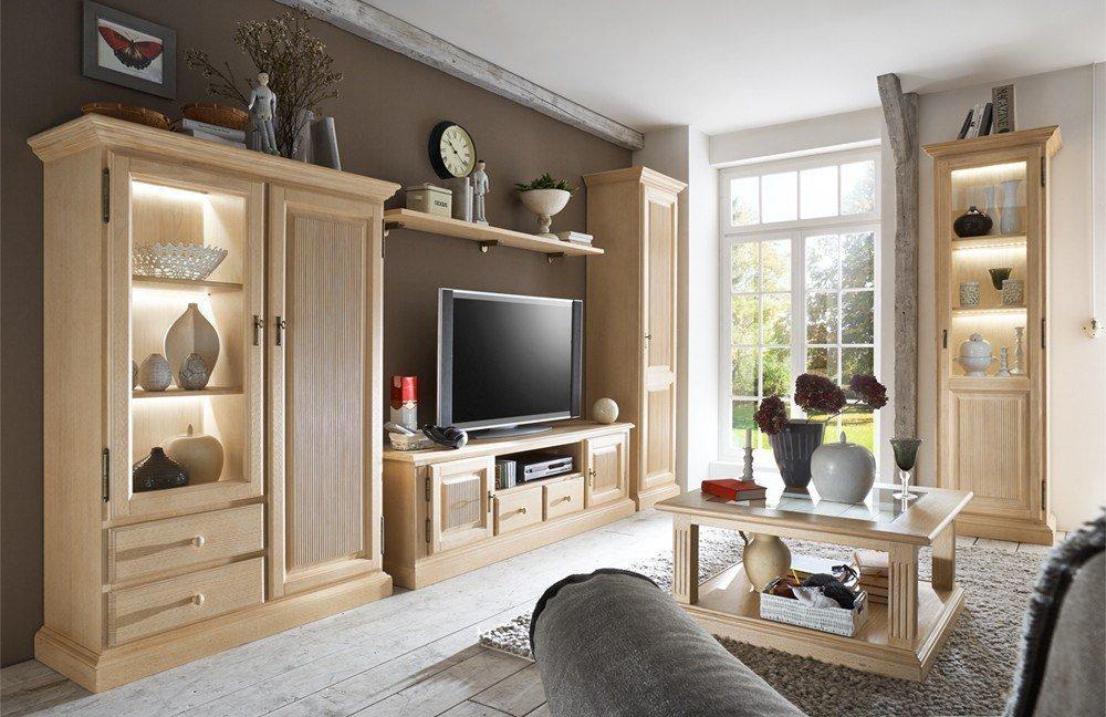 pure natur wohnwand c marte pinie m bel letz ihr online shop. Black Bedroom Furniture Sets. Home Design Ideas