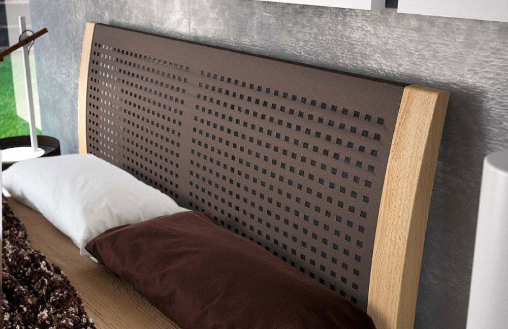 r sistub angelo bett schoko eiche natur m bel letz ihr online shop. Black Bedroom Furniture Sets. Home Design Ideas