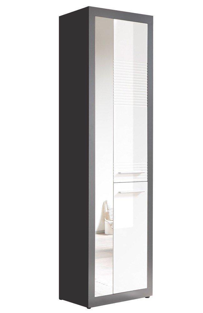 First Look Schrank Kolibri grau | Möbel Letz - Ihr Online-Shop