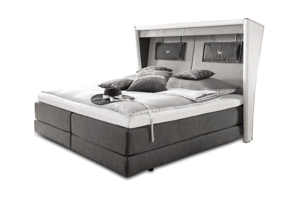 sansibar strandkorb bett rugbyclubeemland. Black Bedroom Furniture Sets. Home Design Ideas