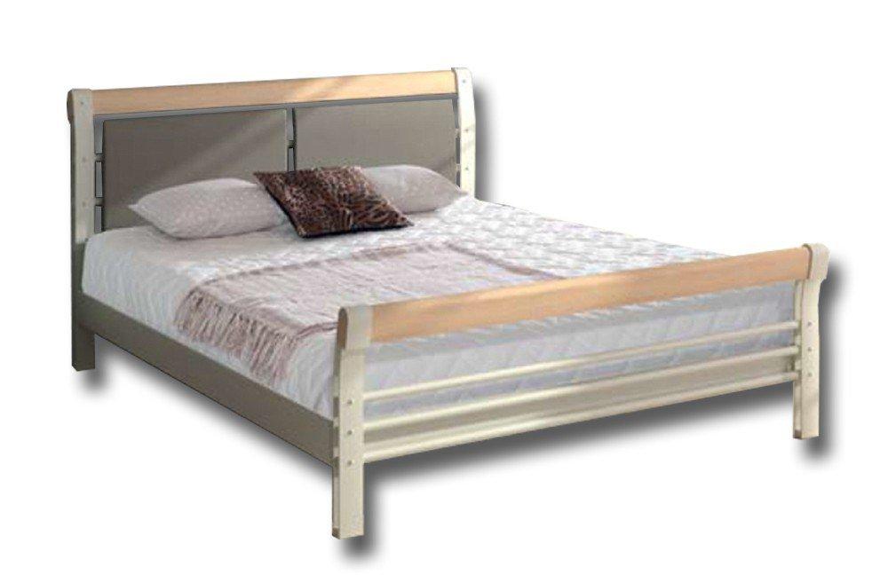 r sistub bilbao bett wei eiche natur m bel letz ihr online shop. Black Bedroom Furniture Sets. Home Design Ideas