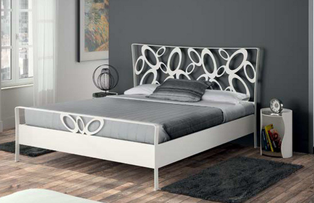r sistub penelope bett ausf hrung wei m bel letz ihr online shop. Black Bedroom Furniture Sets. Home Design Ideas