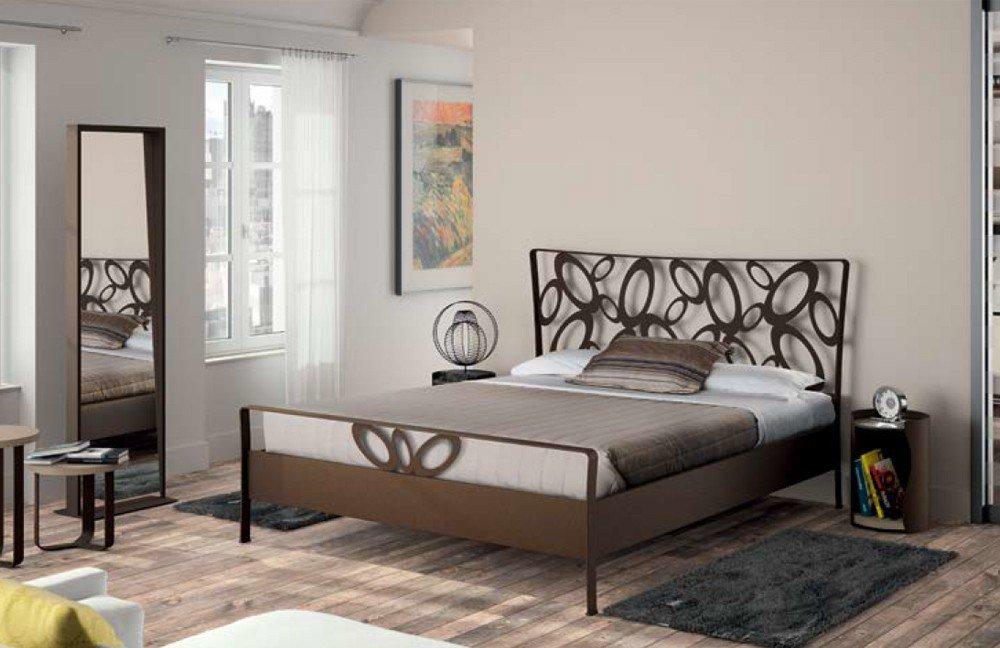 r sistub penelope bett braun irisierend m bel letz ihr online shop. Black Bedroom Furniture Sets. Home Design Ideas