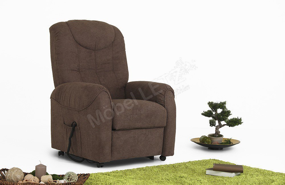 sit more bastian fernsehsessel braun m bel letz ihr online shop. Black Bedroom Furniture Sets. Home Design Ideas