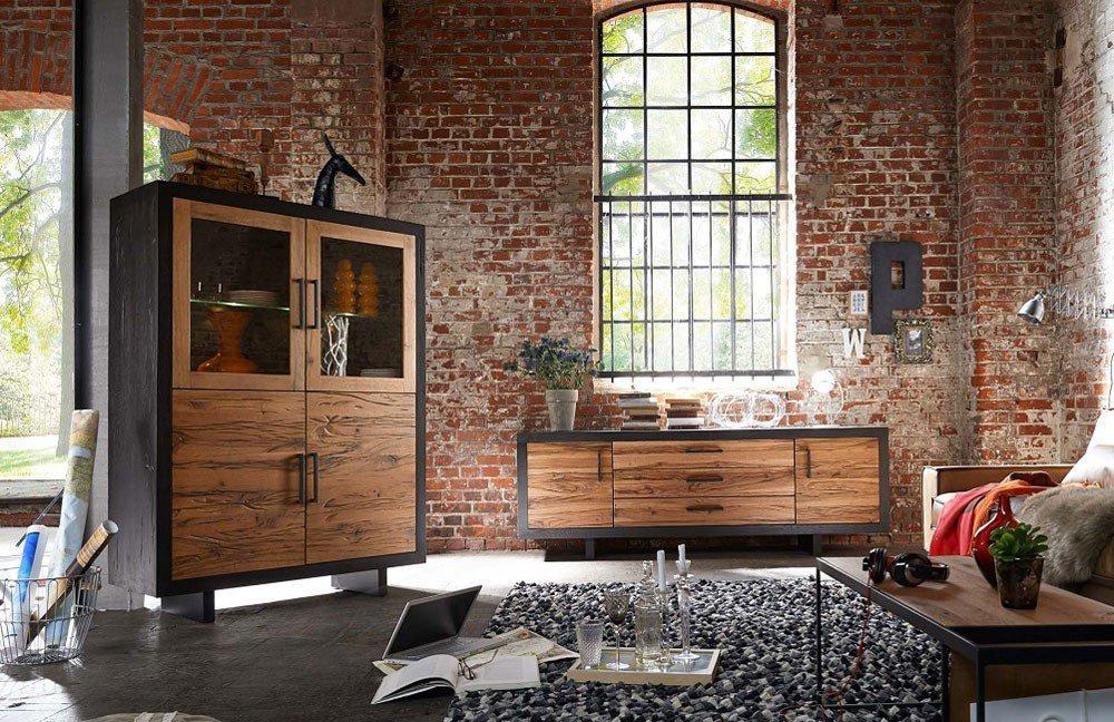 highboard arved von pure natur m bel letz ihr online shop. Black Bedroom Furniture Sets. Home Design Ideas