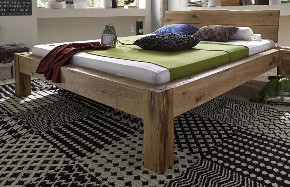 Pure Natur Bett Wildeiche   Möbel Letz - Ihr Online-Shop