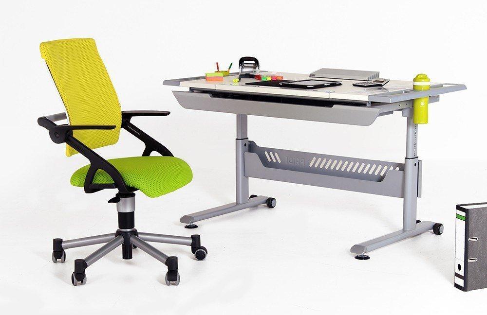 Kinderschreibtischstuhl mit armlehne  Paidi Tio Schreibtischstuhl limette sonnengelb | Möbel Letz - Ihr ...