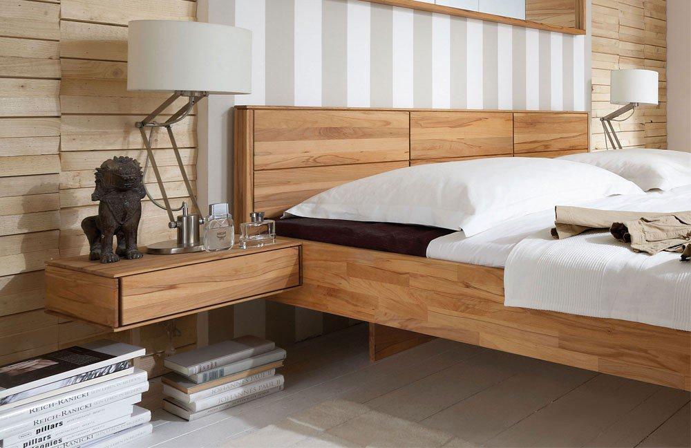 Pure Natur Schlafzimmer-Möbel Kernbuche | Möbel Letz - Ihr Online-Shop