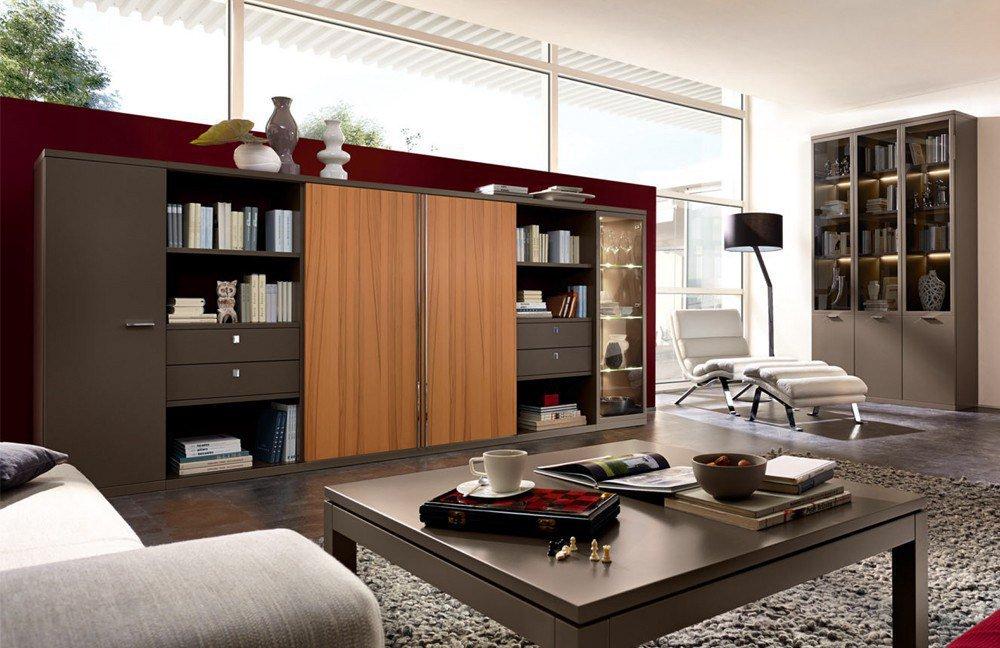 rietberger wohnwand siena celesta braun kernbuche m bel letz ihr online shop. Black Bedroom Furniture Sets. Home Design Ideas