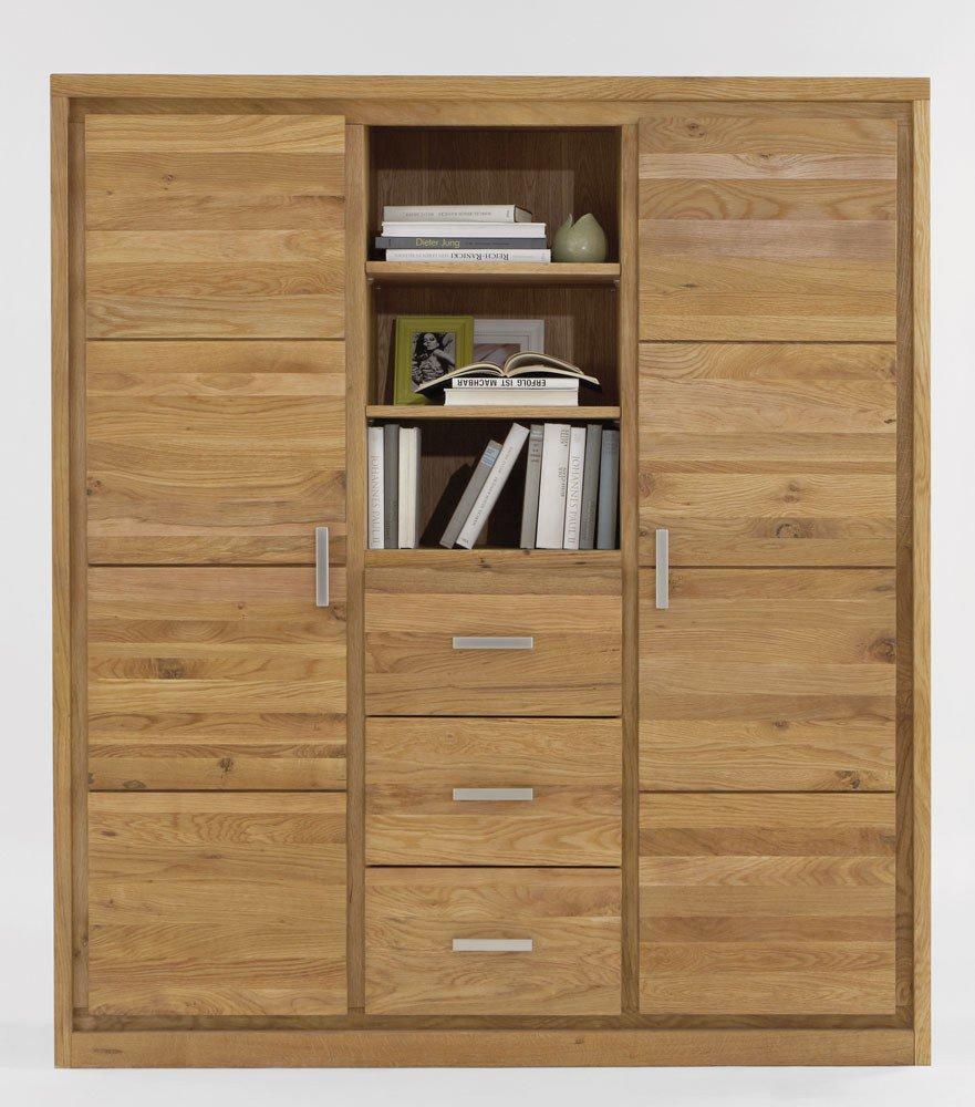 highboard norik wildeiche von pure natur m bel letz ihr online shop. Black Bedroom Furniture Sets. Home Design Ideas