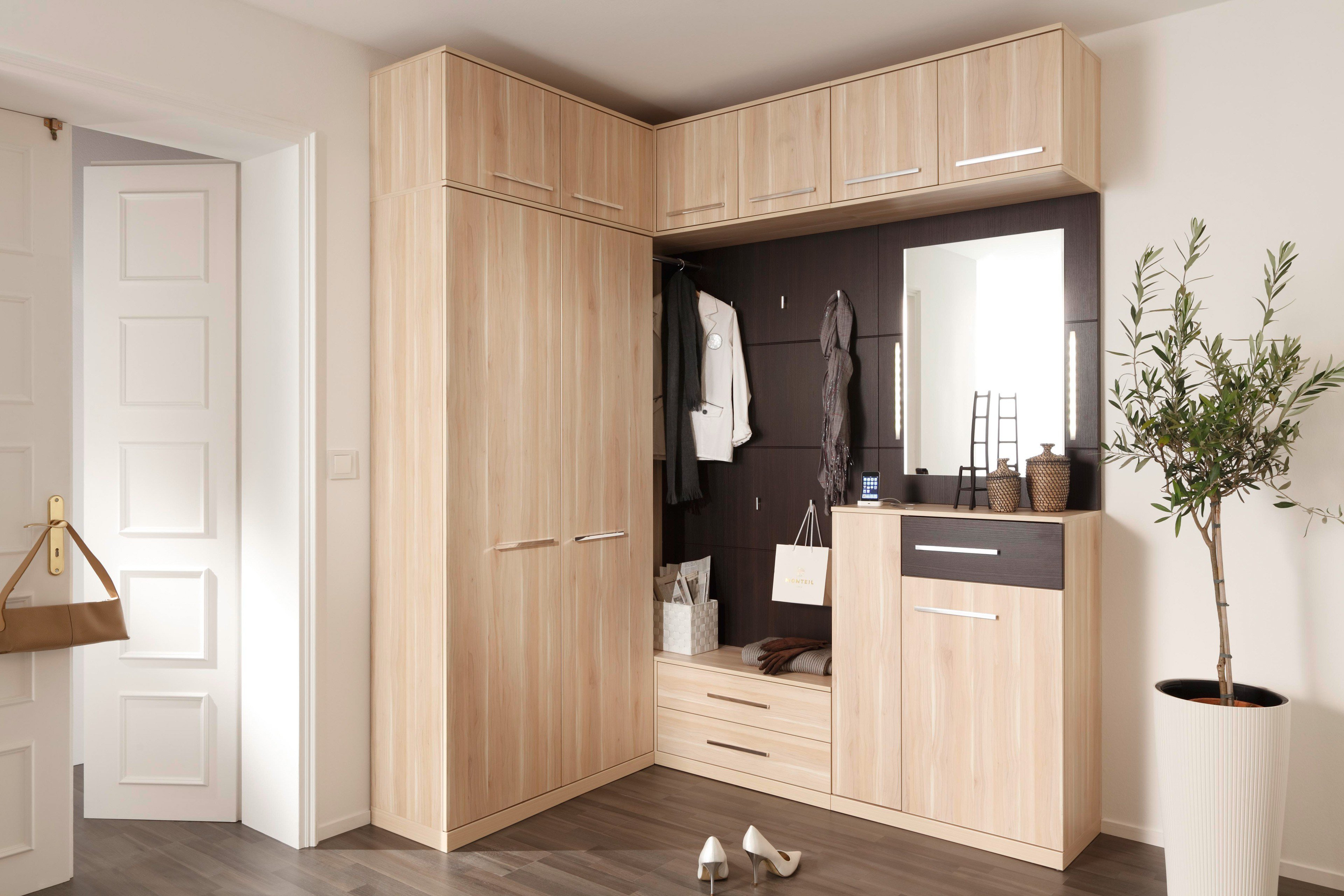 prenneis garderobe estoril plus picton apfelbaum pinie baun m bel letz ihr online shop. Black Bedroom Furniture Sets. Home Design Ideas