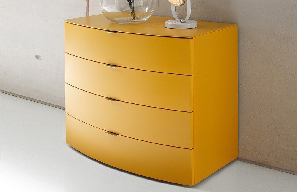 staud rondo kommode in gelb m bel letz ihr online shop. Black Bedroom Furniture Sets. Home Design Ideas