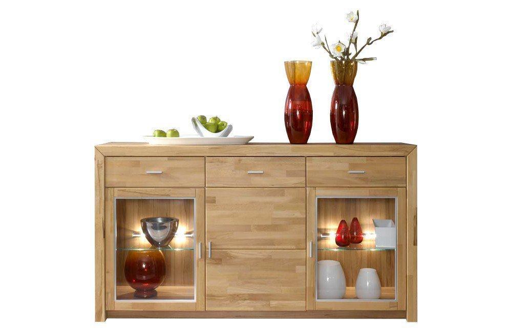 ideal m bel sideboard solona kernbuche m bel letz ihr. Black Bedroom Furniture Sets. Home Design Ideas