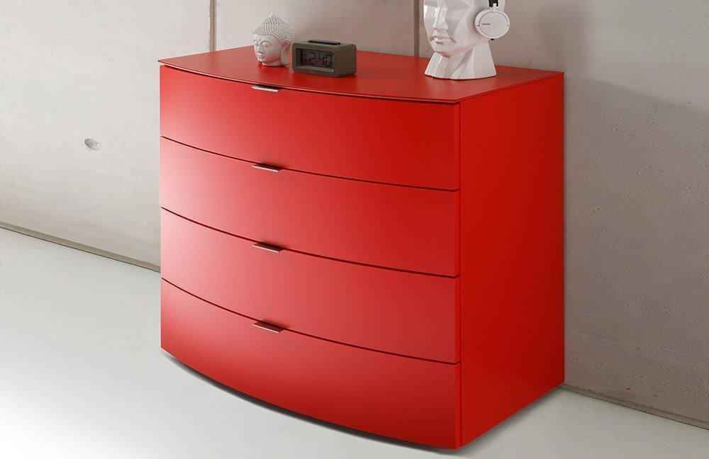 staud rondo kommode rot m bel letz ihr online shop. Black Bedroom Furniture Sets. Home Design Ideas