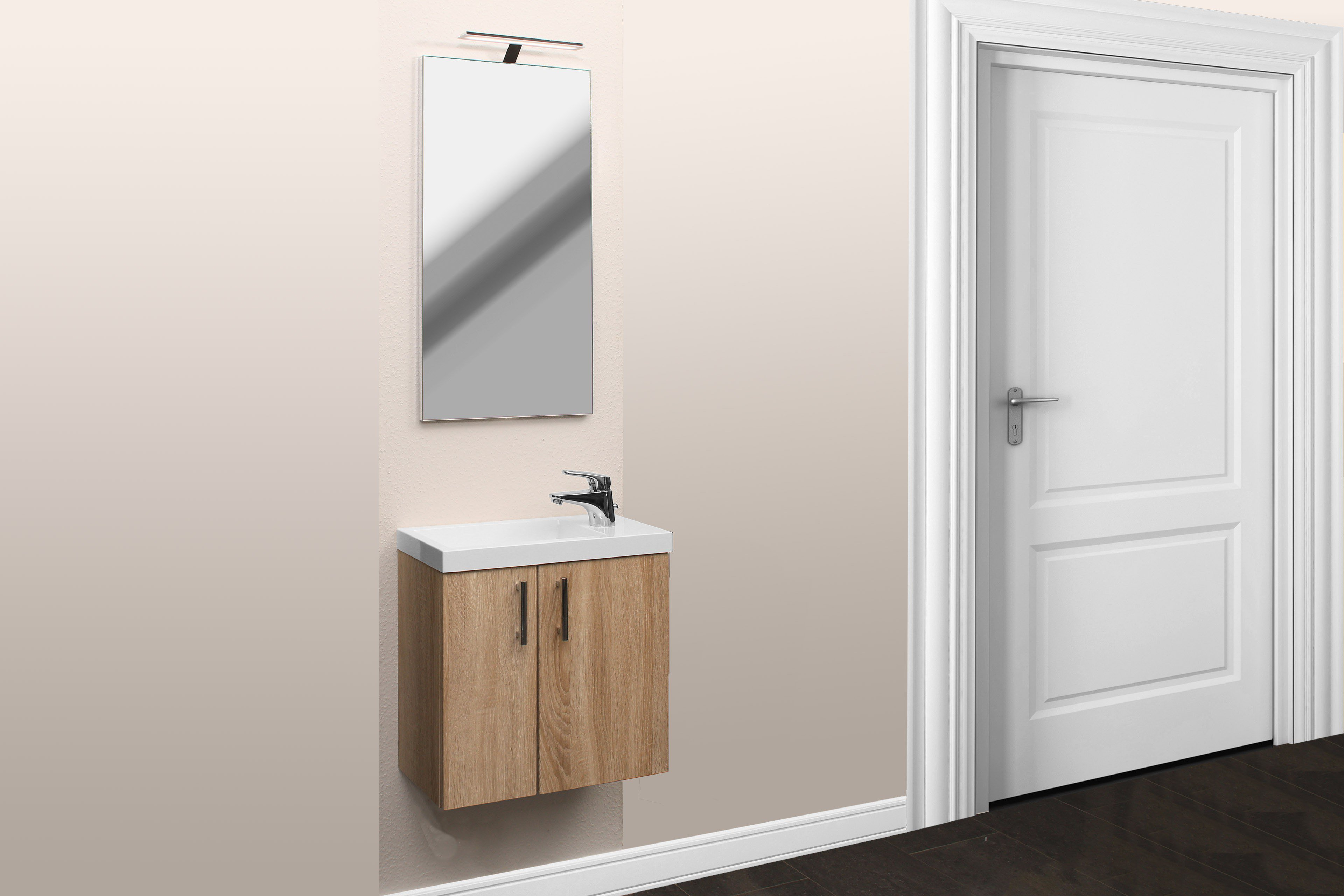 Badezimmer online shop  puris Badezimmer For Guests Eiche| Möbel Letz - Ihr Online-Shop