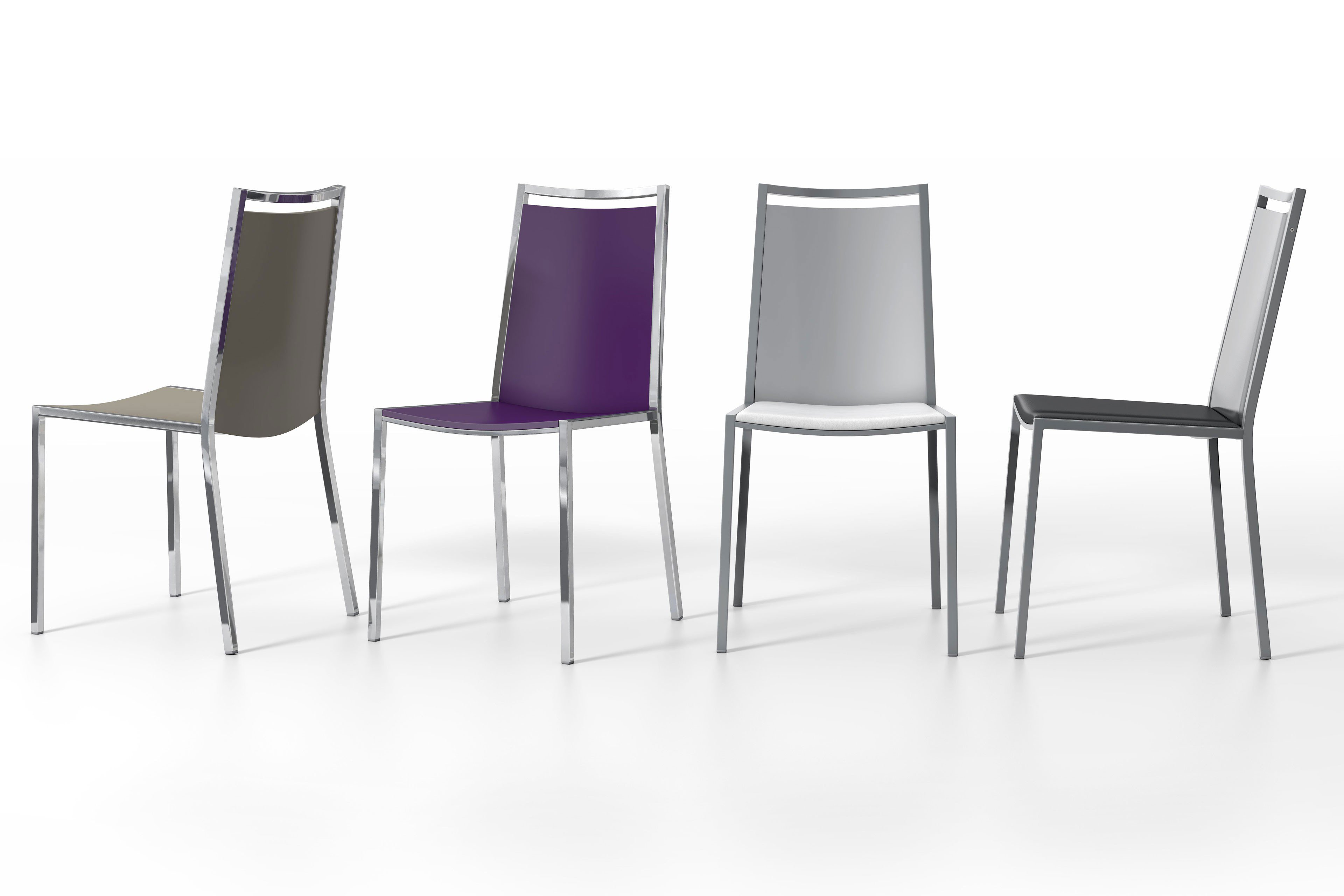cancio stuhl concept aluminium violett m bel letz ihr online shop. Black Bedroom Furniture Sets. Home Design Ideas
