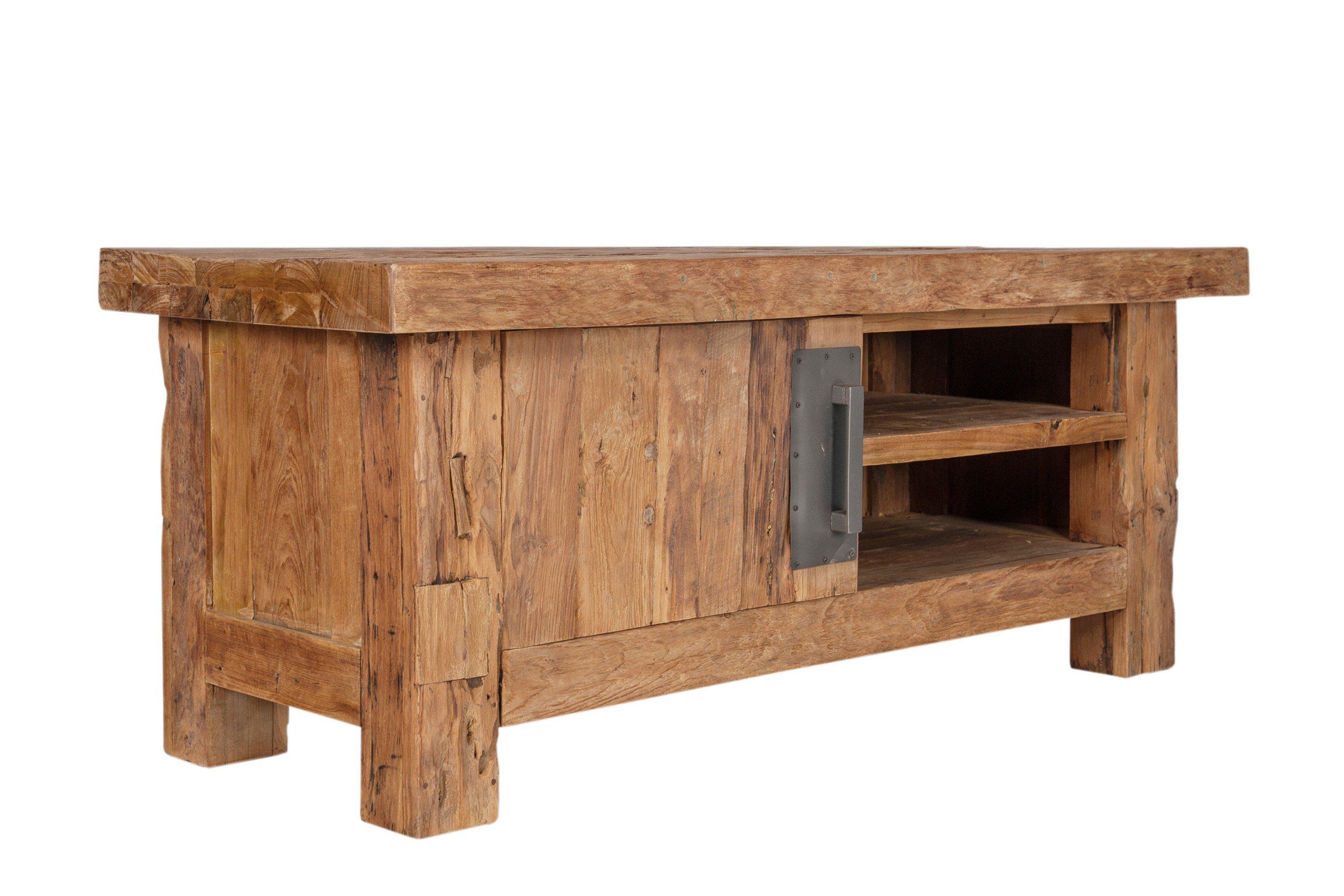 Teakholz möbel wohnzimmer  SIT Möbel Lowboard Coral Teakholz | Möbel Letz - Ihr Online-Shop