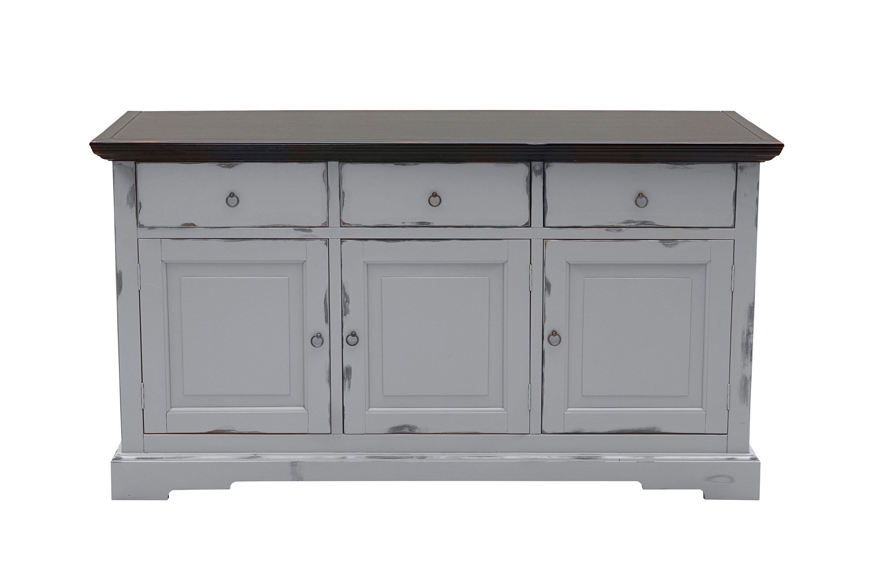 sit m bel sideboard spa akazie taupe m bel letz ihr online shop. Black Bedroom Furniture Sets. Home Design Ideas