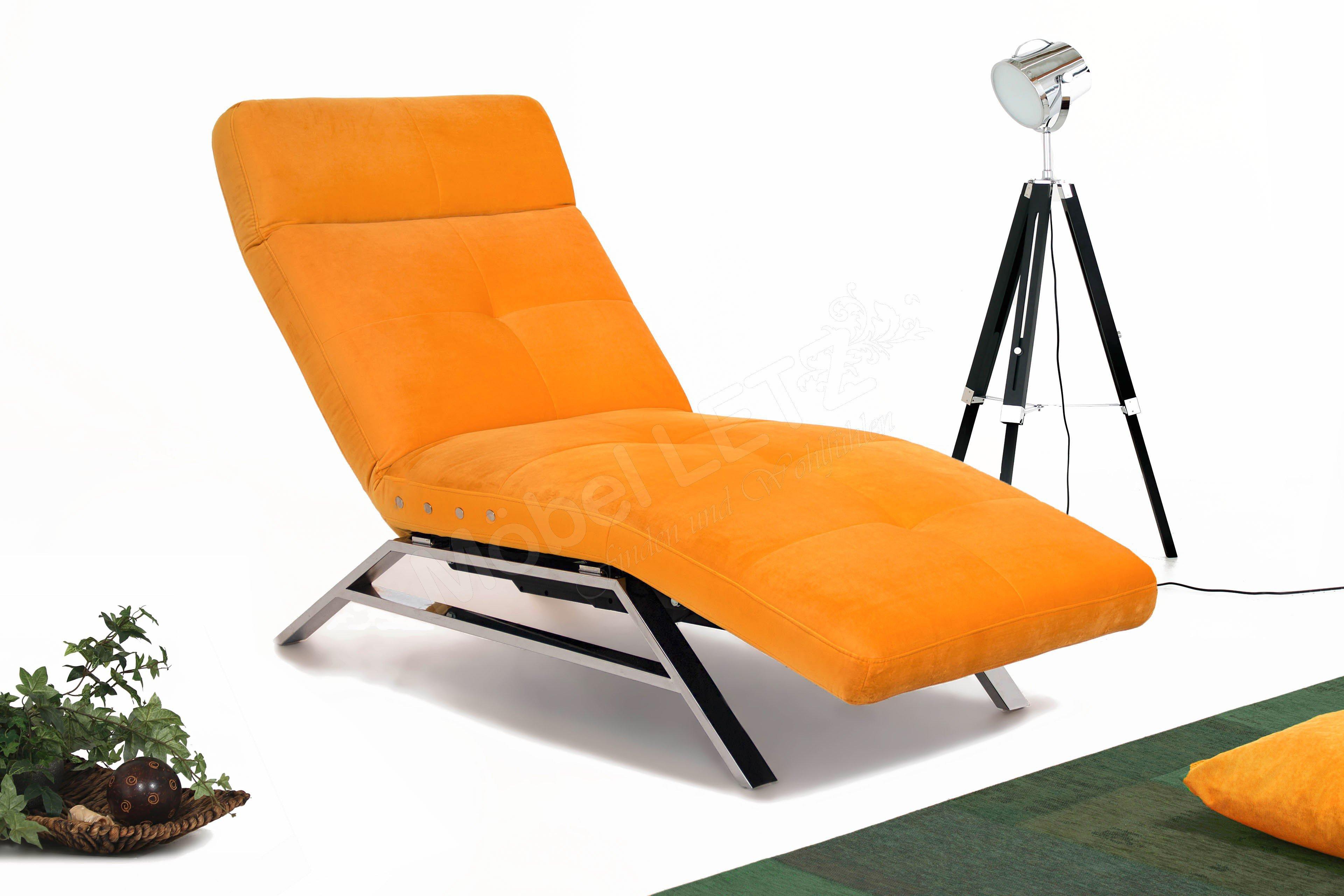 kollektion letz relaxliege gelb m bel letz ihr online shop. Black Bedroom Furniture Sets. Home Design Ideas