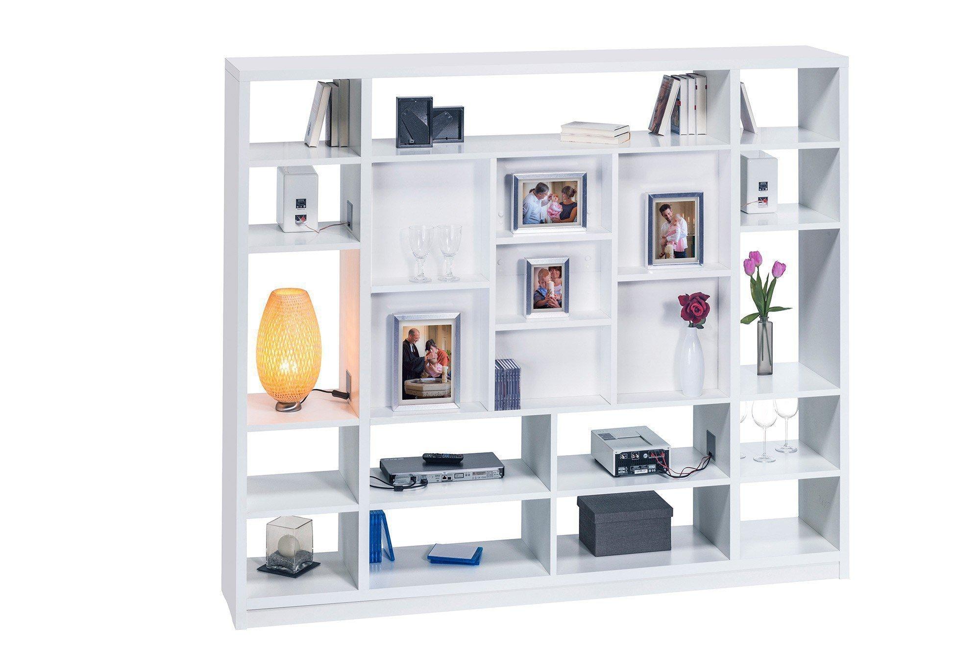 maja m bel raumteiler cableboard 6022 wei e oberfl che m bel letz ihr online shop. Black Bedroom Furniture Sets. Home Design Ideas