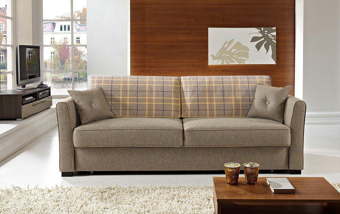 restyl burgos schlafsofa in braun mit bettkasten m bel letz ihr online shop. Black Bedroom Furniture Sets. Home Design Ideas